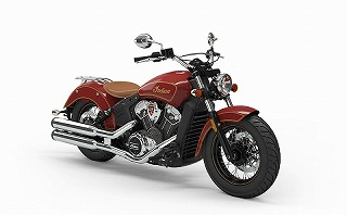 [Indian Scout 100th Anniversary]